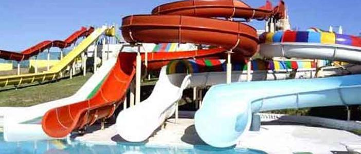 Spor alanları ve aqua park gt aqua park
