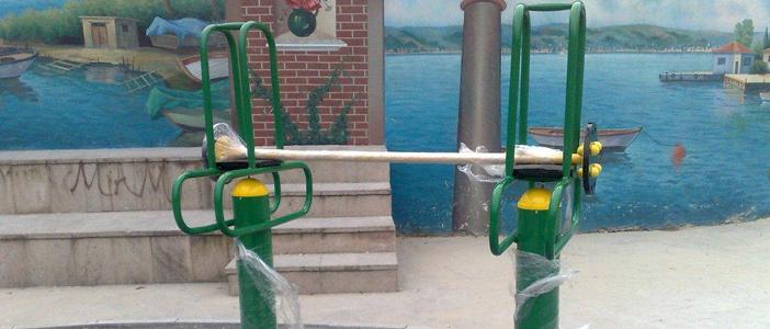 Park spor aletleri gt engelli park spor aletleri
